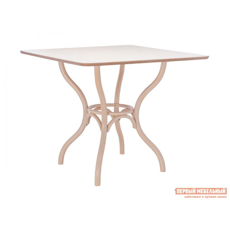 Кухонный стол  Стол Leset Тор квадратный Беленый дуб