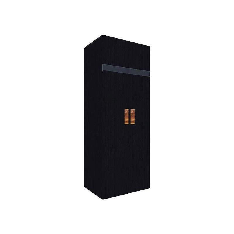 Распашной шкаф  Hyper Шкаф для одежды 2 Венге
