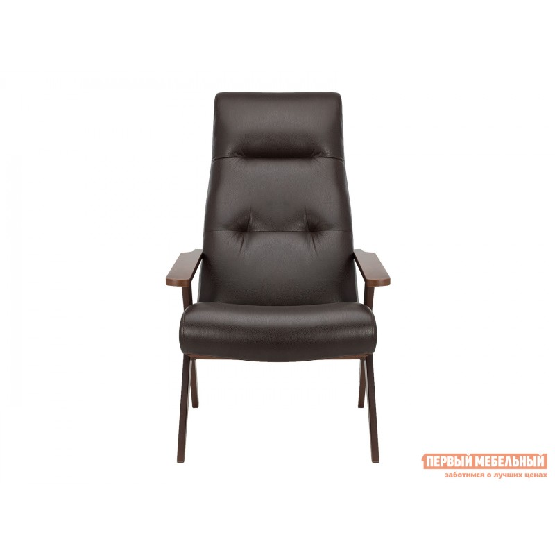 Кресло  Кресло Leset Tinto Relax Орех, Vegas Lite Amber, иск. кожа (фото 2)