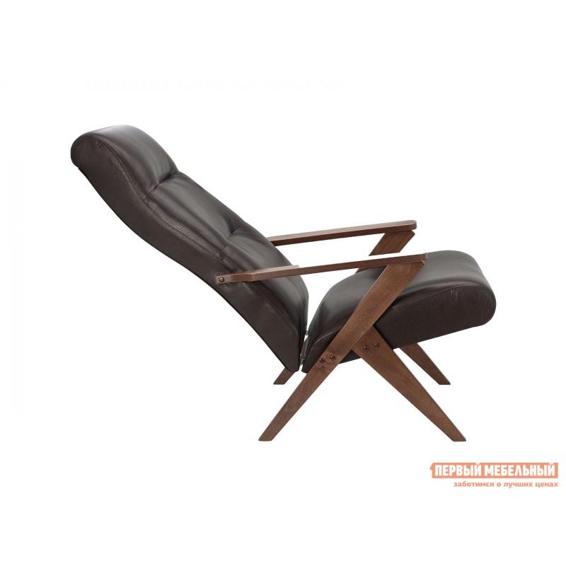 Кресло  Кресло Leset Tinto Relax Орех, Vegas Lite Amber, иск. кожа (фото 5)