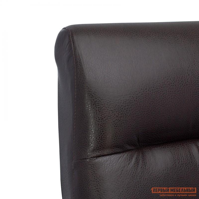 Кресло  Кресло Leset Tinto Relax Орех, Vegas Lite Amber, иск. кожа (фото 9)