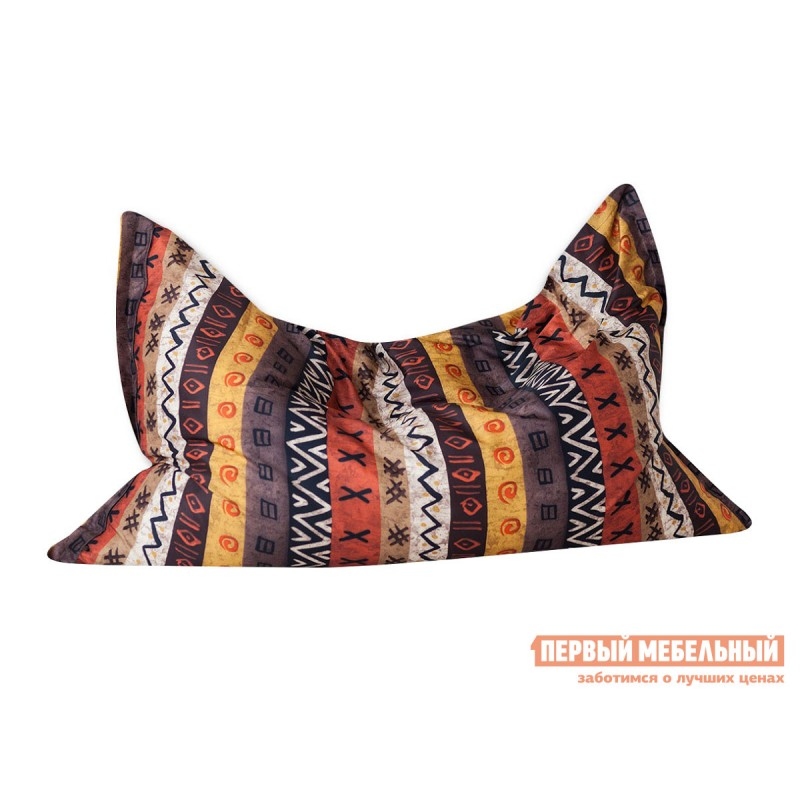 Кресло-мешок  Кресло-подушка Изумруд Африка