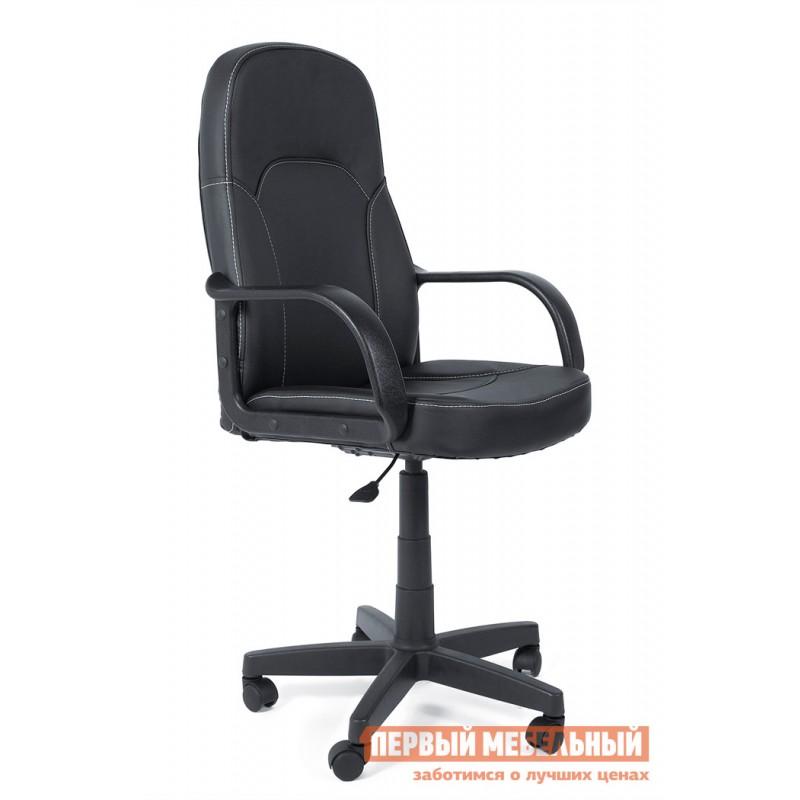 Кресло руководителя  Parma Иск. кожа PU черная