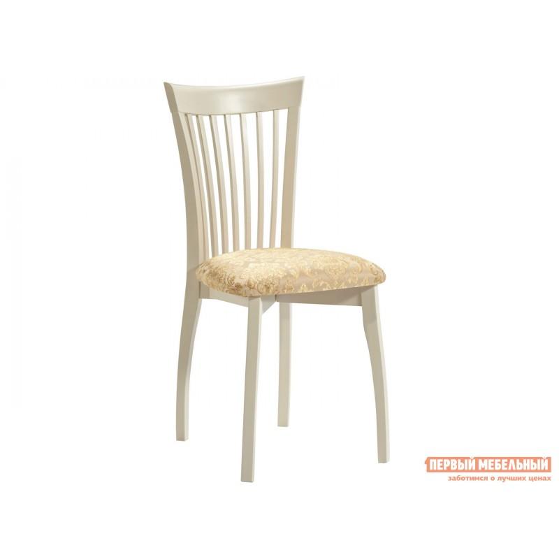 Обеденная группа для столовой и гостиной  Стол Фабрицио + 4 стула Тулон Слоновая кость / Андрис Вензель 160 (фото 2)