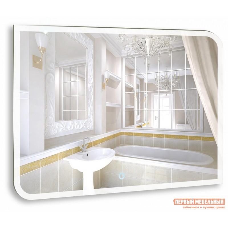 Настенное зеркало  Зеркало ЗЛП37 Fantasy LED 800х600 Белый, Без функции антизапотевания (фото 2)