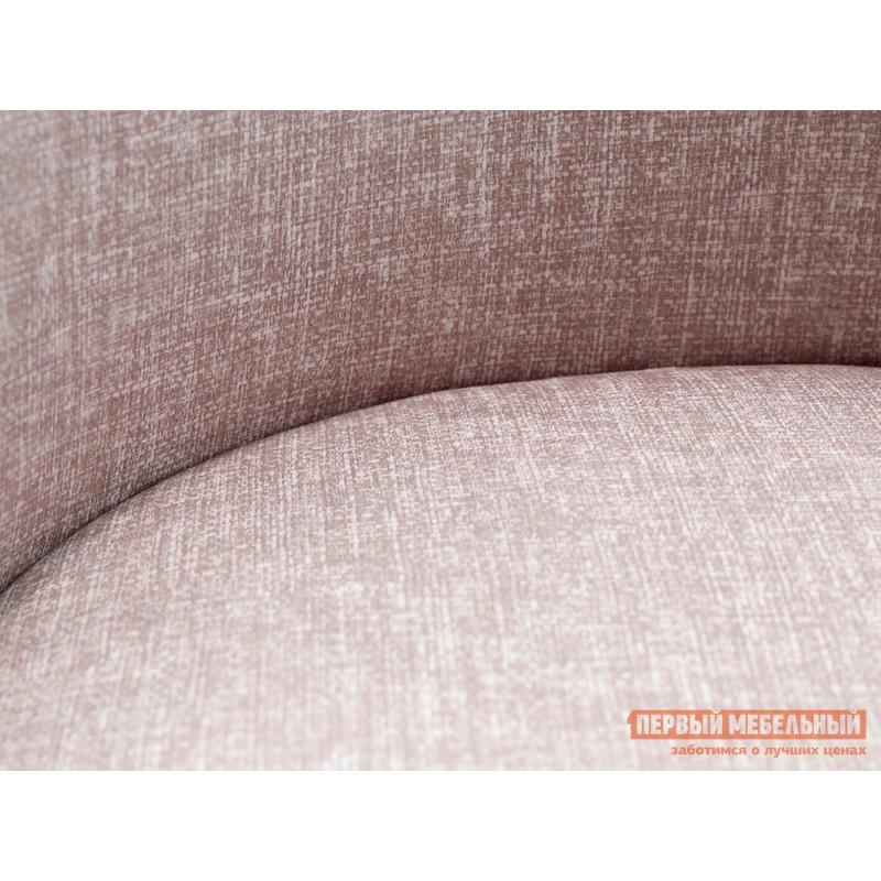 Стул  Sheffilton SHT-ST35/S39 Розовый десерт, микровелюр / Темный орех, массив бука (фото 3)