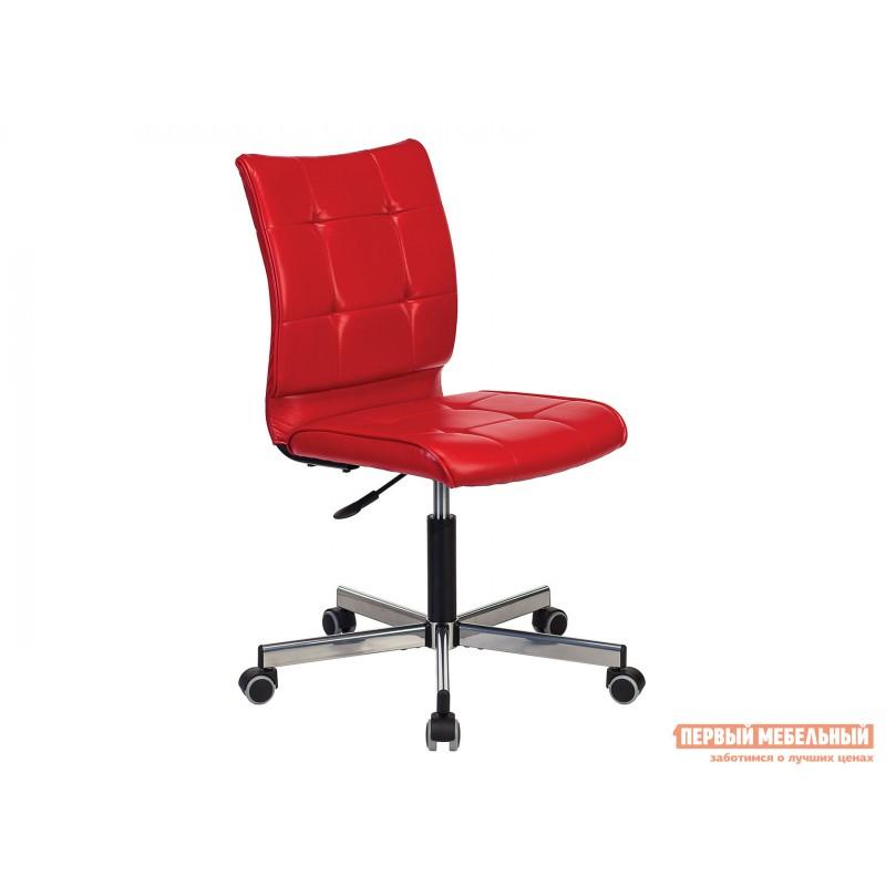 Офисное кресло  CH-330M Красный, иск. кожа