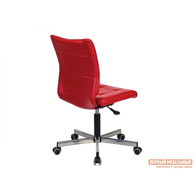 Офисное кресло  CH-330M Красный, иск. кожа (фото 4)