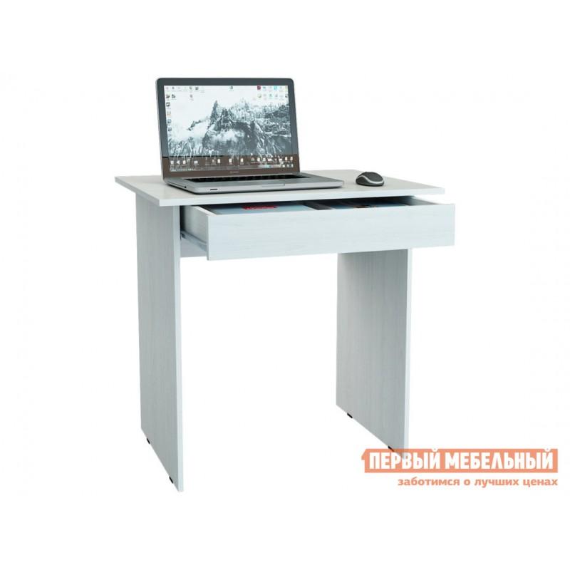 Письменный стол  Милан-2Я Белый