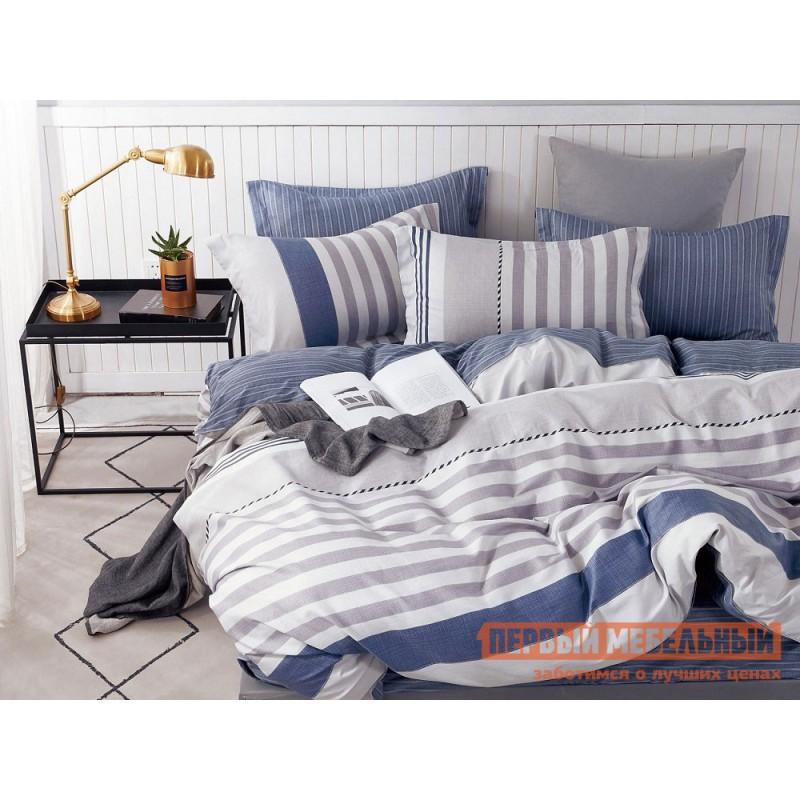Комплект постельного белья  КПБ Сатин-С35 С35, сатин, Двуспальный
