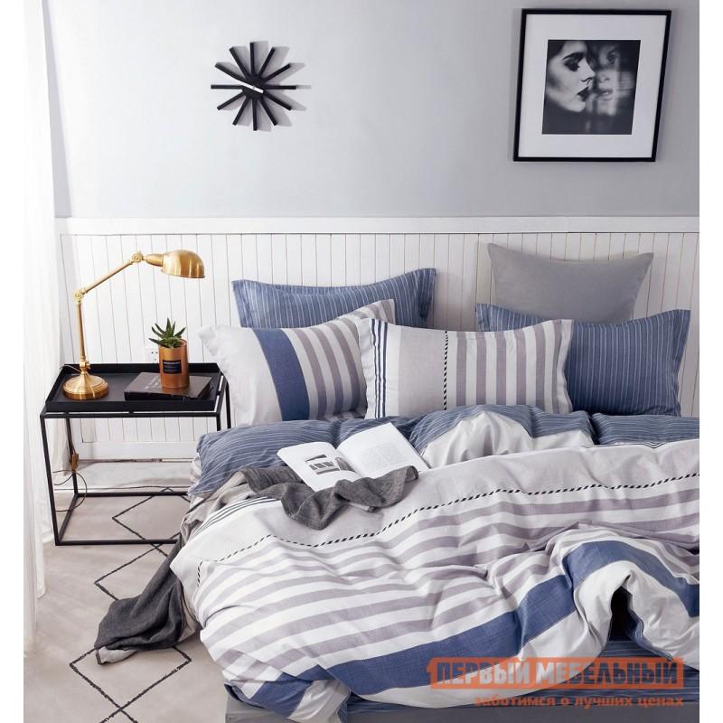 Комплект постельного белья  КПБ Сатин-С35 С35, сатин, Двуспальный (фото 2)