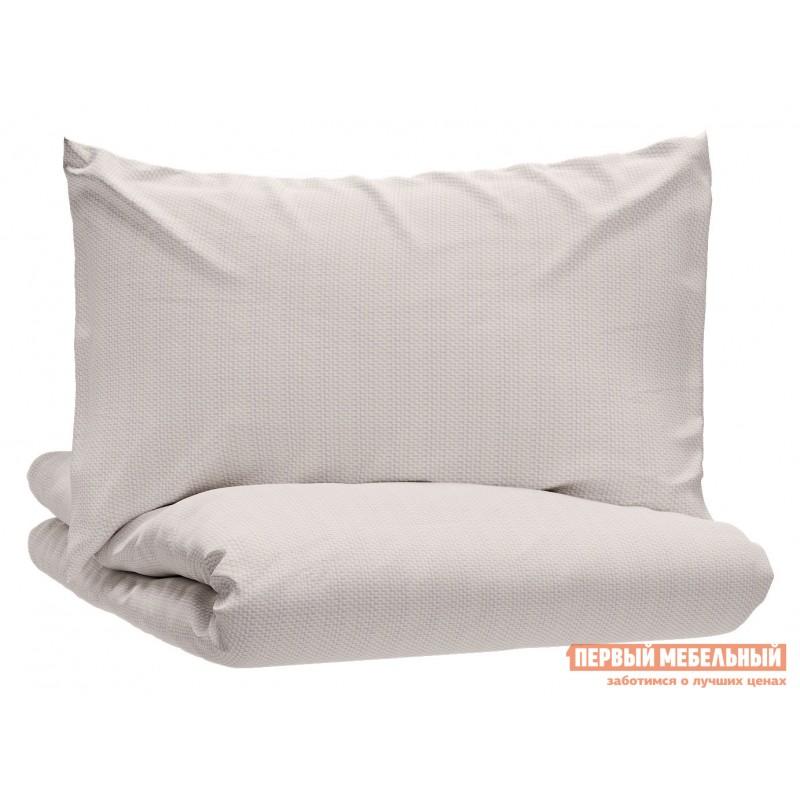 Комплект постельного белья  КПБ Бель Вита бязь Розовый, Полутороспальный