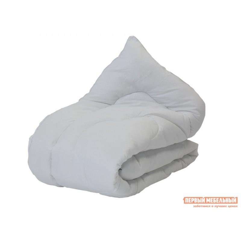 Одеяло  Одеяло микрофибра/лебяжий пух, 300г/м2 всесезонное Белый, 1400 х 2050 мм