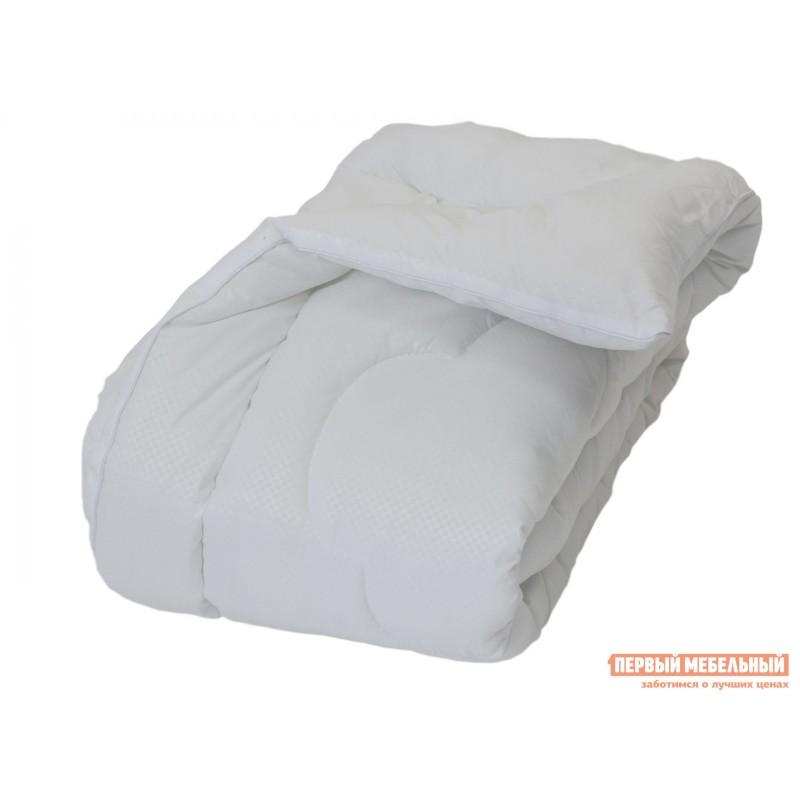 Одеяло  Одеяло микрофибра/лебяжий пух, 300г/м2 всесезонное Белый, 1400 х 2050 мм (фото 3)