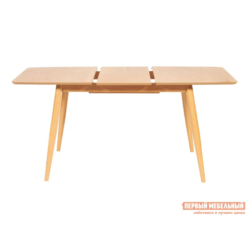 Кухонный стол  Стол раскладной Pavillion (Павильон) Натуральный, бук (фото 5)
