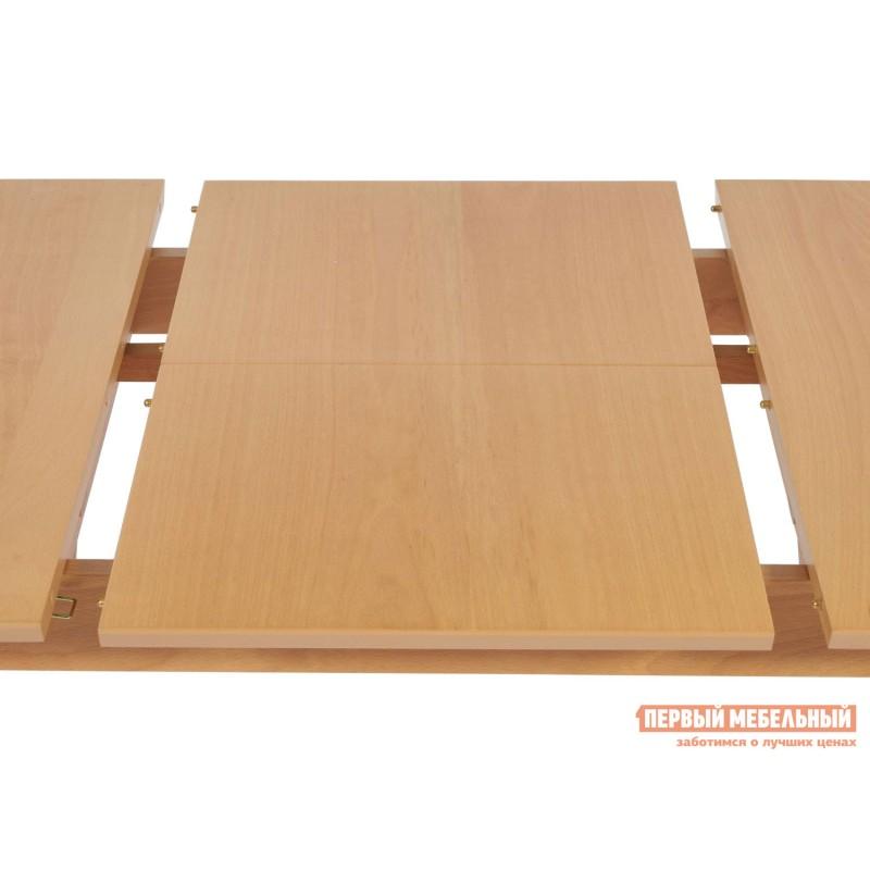 Кухонный стол  Стол раскладной Pavillion (Павильон) Натуральный, бук (фото 6)
