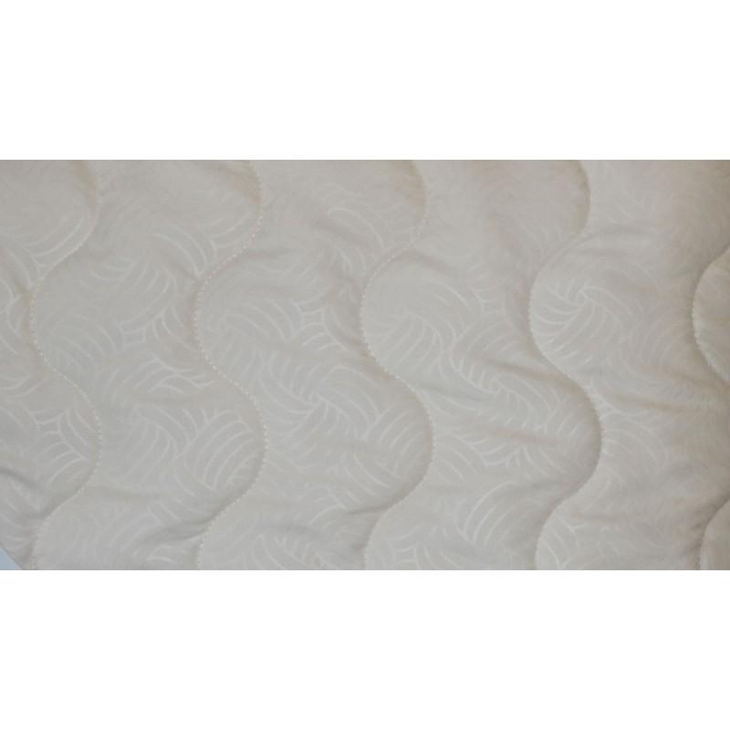 Чехол для матраса  Наматрасник верблюжья шерсть микрофибра Белый, микрофибра, 900 Х 2000 мм (фото 4)
