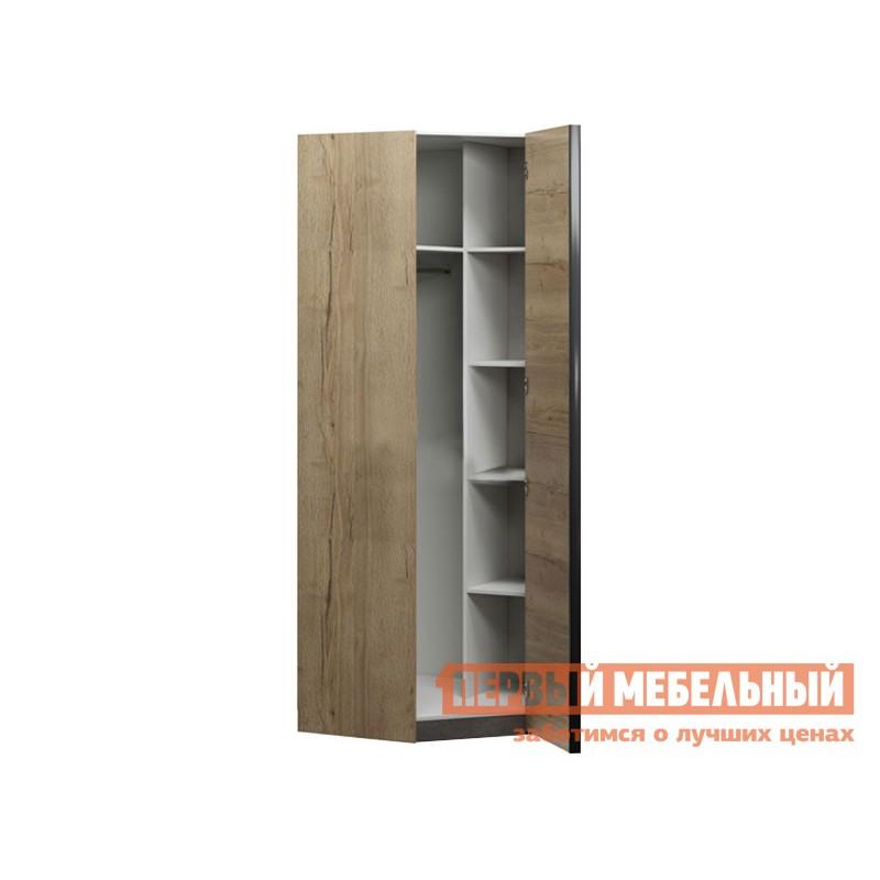 Шкаф распашной  Стреза 11 Дуб Галифакс (фото 3)
