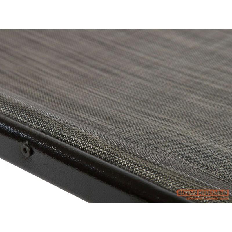 Шезлонг  KEMER Черный, металл / Серый, текстилен (фото 5)