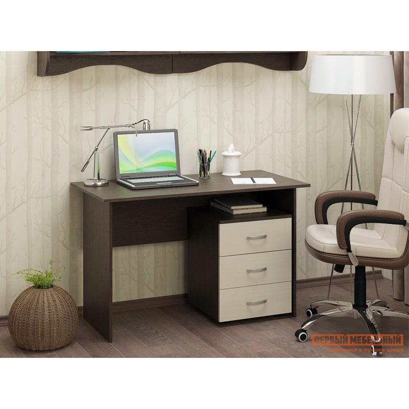 Письменный стол  Милан-126 Венге (фото 2)