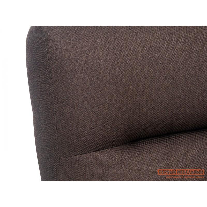 Кресло  Кресло Лион Люкс Черный / Коричневый, жаккард (фото 8)