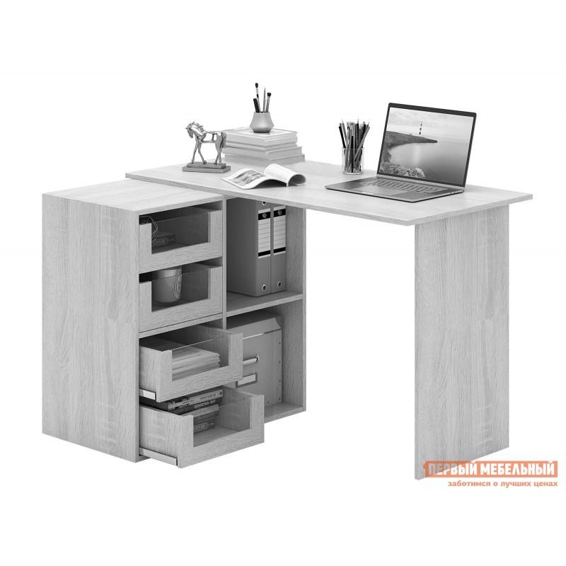 Письменный стол  Прайм-47 Венге / Дуб молочный (фото 4)