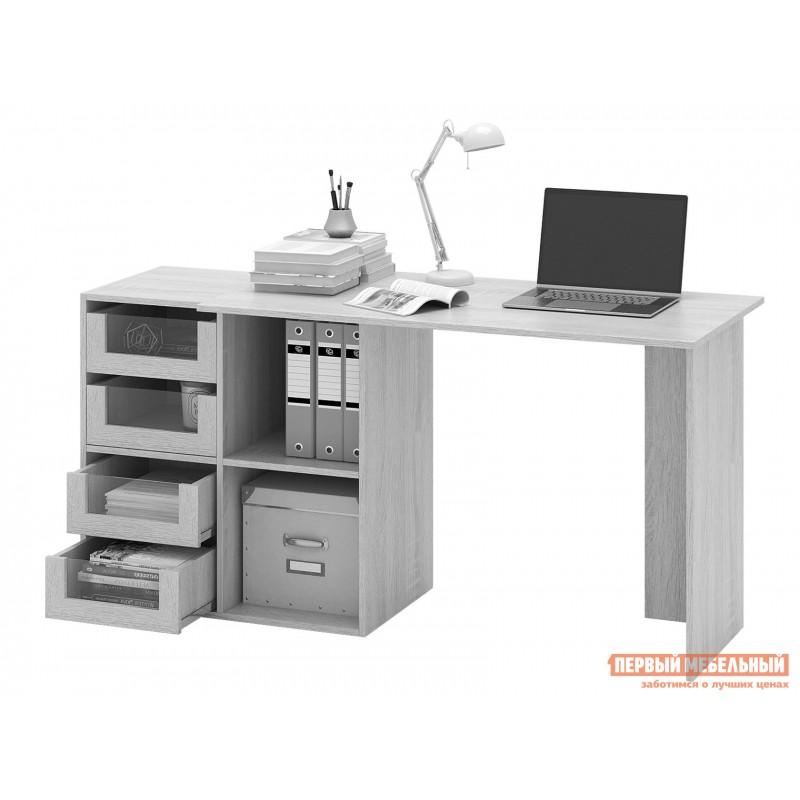 Письменный стол  Прайм-47 Венге / Дуб молочный (фото 5)