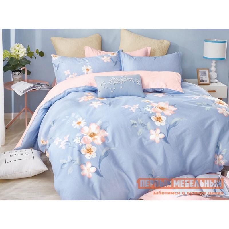 Комплект постельного белья  КПБ сатин С32 С32, сатин, Евро