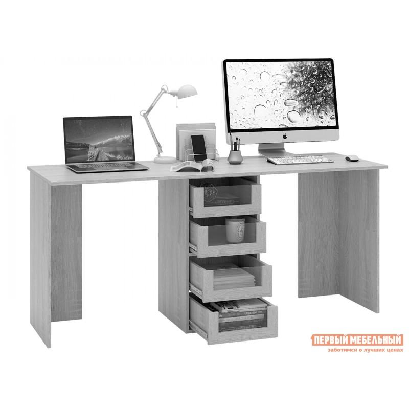 Письменный стол  Прайм-86 Венге (фото 2)