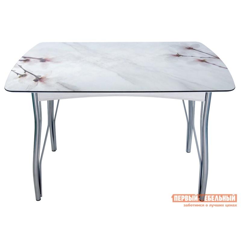 Кухонный стол  Стол обеденный Фиеста Магнолия