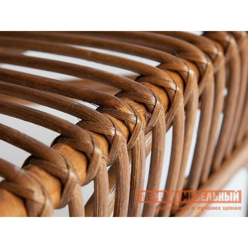 Комплект плетеной мебели  NEW BOGOTA Коричневый кокос (фото 3)