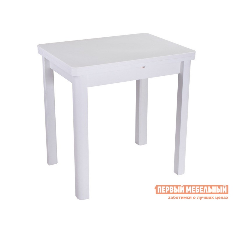 Кухонный стол  Реал М-2 КМ 04 Белый 04 / Белый БЛ