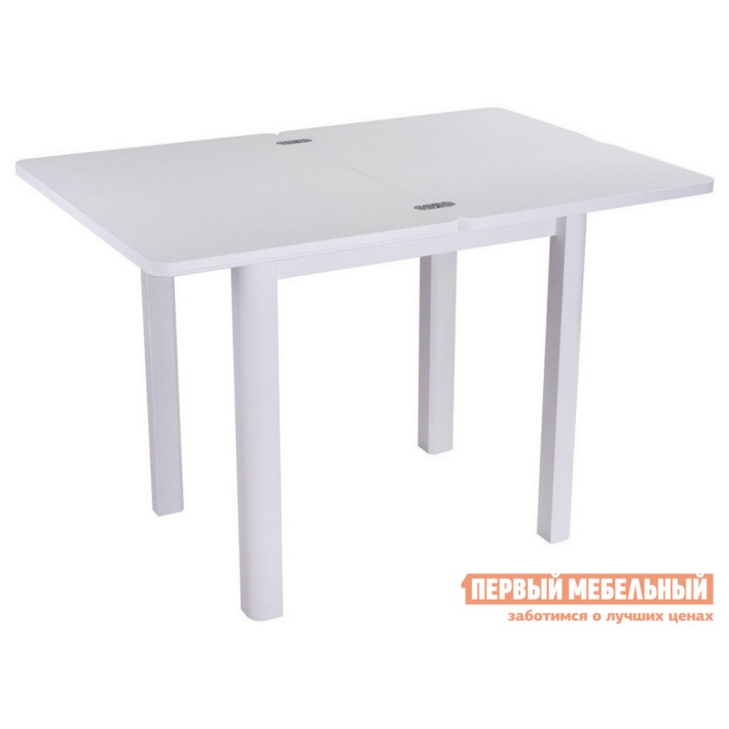 Кухонный стол  Реал М-2 КМ 04 Белый 04 / Белый БЛ (фото 2)