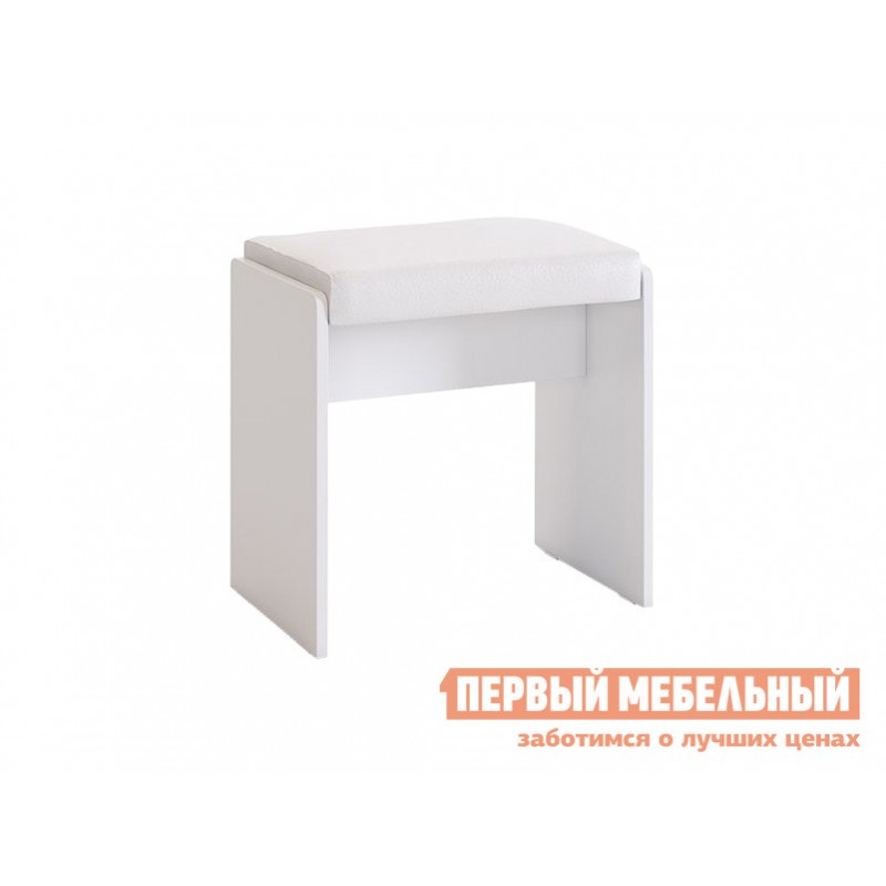 Комплект детской мебели  Гламур Белый / Белый глянец (фото 10)