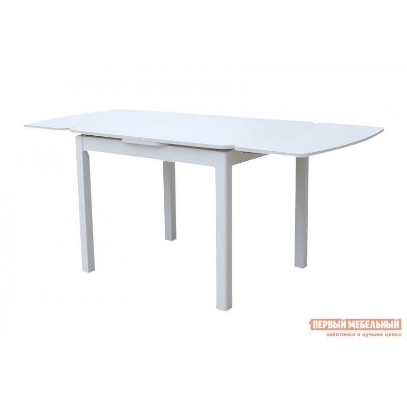 Обеденная группа для столовой и гостиной  Орлеан Сити Белый матовый / Белый (фото 3)