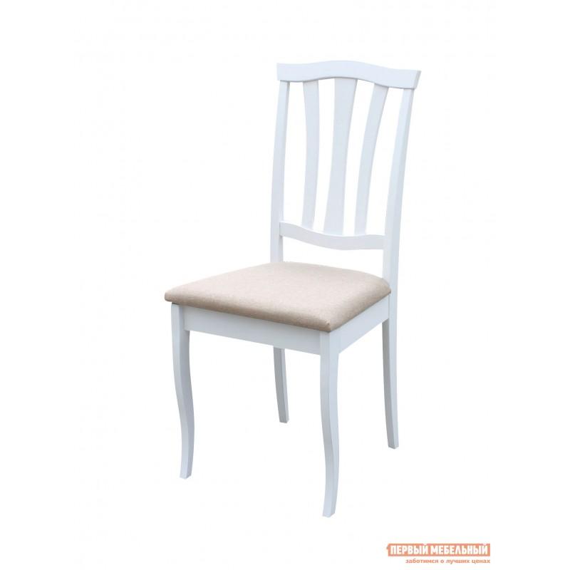 Обеденная группа для столовой и гостиной  Орлеан Сити Белый матовый / Белый (фото 4)