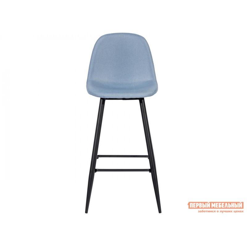 Барный стул  Стул барный Валенсия Небесно-голубой, рогожка (фото 2)