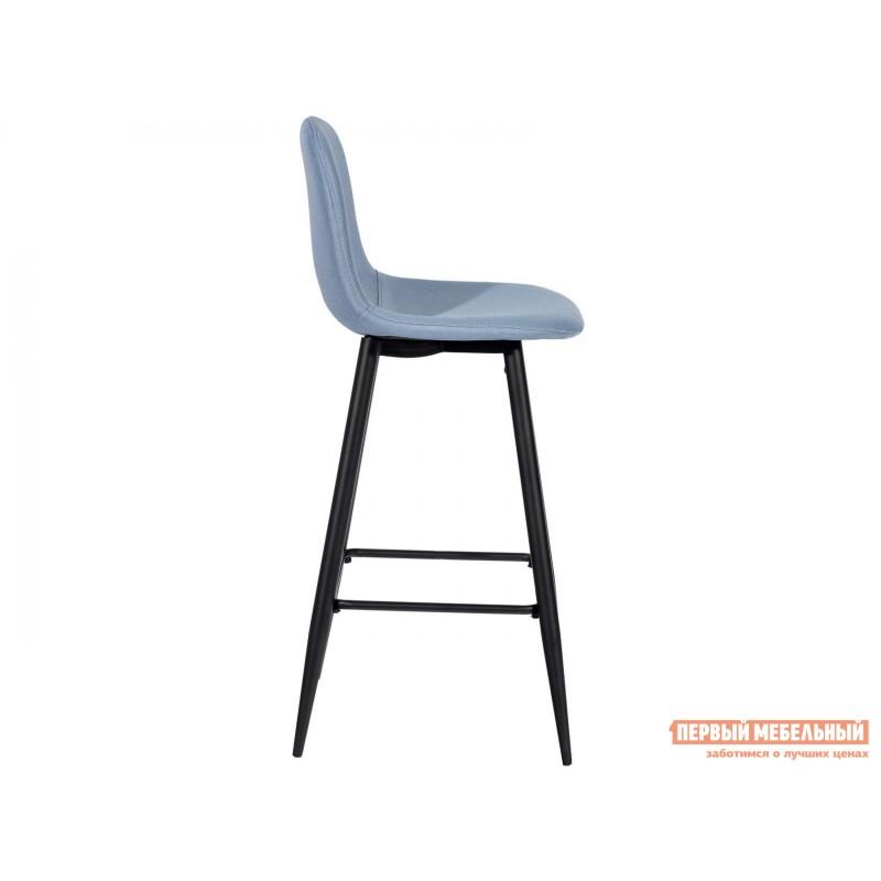 Барный стул  Стул барный Валенсия Небесно-голубой, рогожка (фото 3)