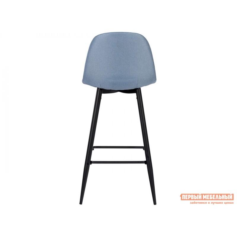 Барный стул  Стул барный Валенсия Небесно-голубой, рогожка (фото 4)