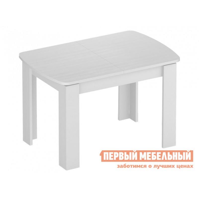 Кухонный стол  ARRIS 2 Белый структурный