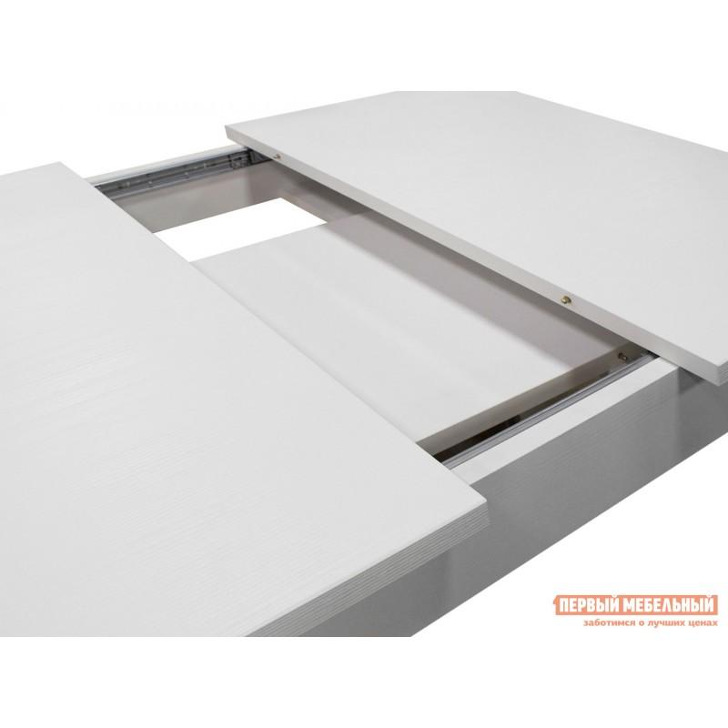 Кухонный стол  ARRIS 2 Белый структурный (фото 3)