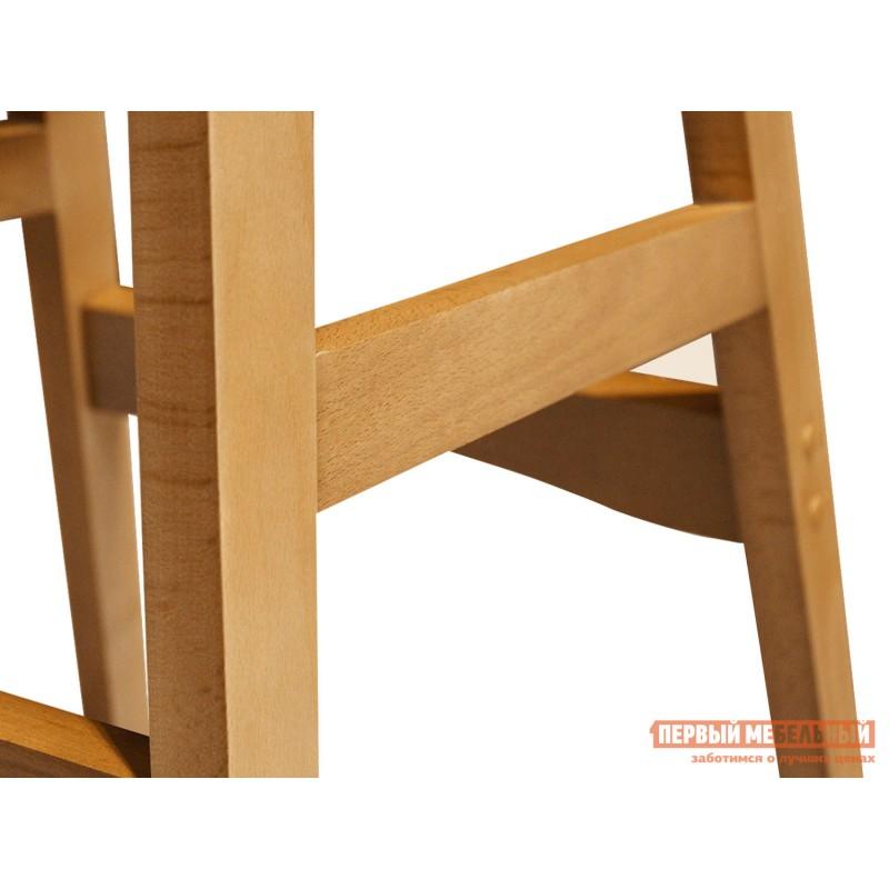 Барный стул  Sheffilton SHT-ST29-С/S65-1 Пепельный, рогожка / Светлый орех, массив бука (фото 3)