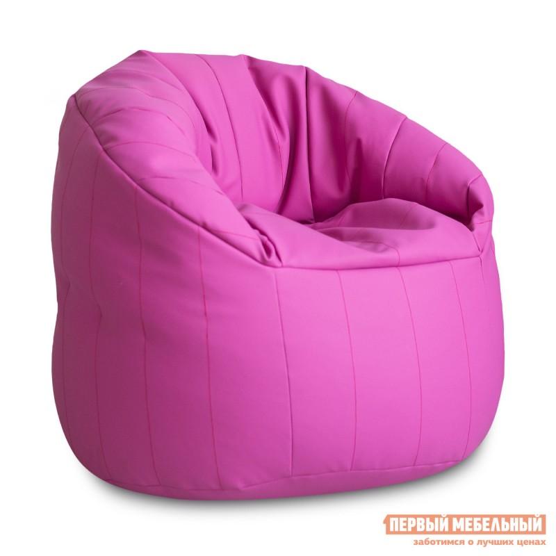 Кресло-мешок  Кресло-мешок Пенни Чайлд Розовая экокожа