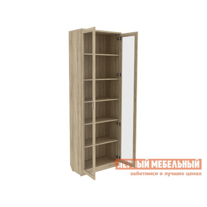 Шкаф-витрина  Мерлен 224 Дуб Сонома (фото 2)