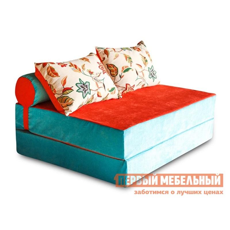 Кресло-мешок  Кресло-мешок Паззл Бэг-140 Бирюзовый