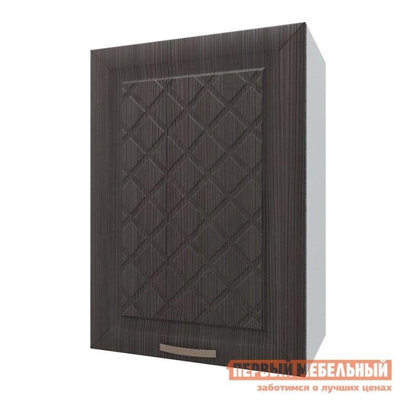 Кухонный модуль  Шкаф 1 дверь 50 см Агава Лиственница темная