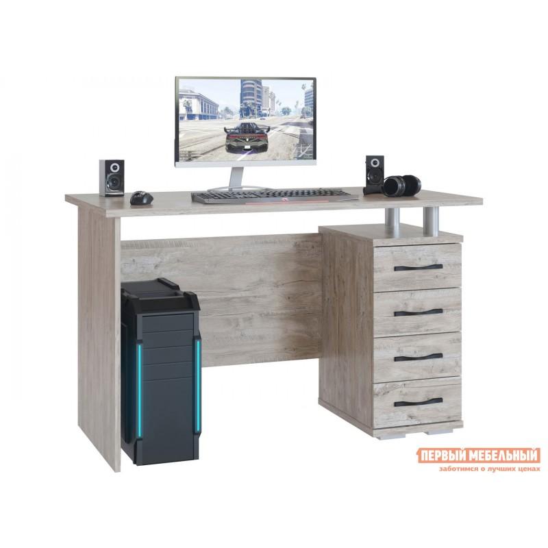 Письменный стол  КСТ-106.1 Дуб Юкон