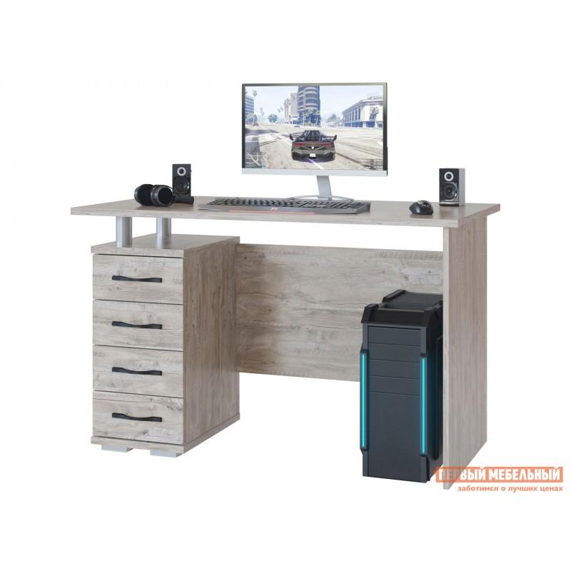 Письменный стол  КСТ-106.1 Дуб Юкон (фото 2)
