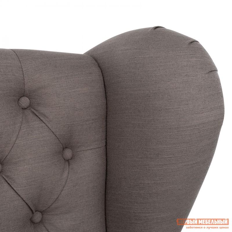 Кресло  Кресло Leset Винтаж Milos 20 / Milos 9, рогожка (фото 4)