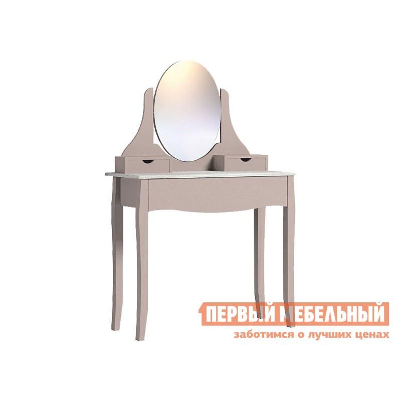 Туалетный столик  Брауни 43 Мокко / Белый